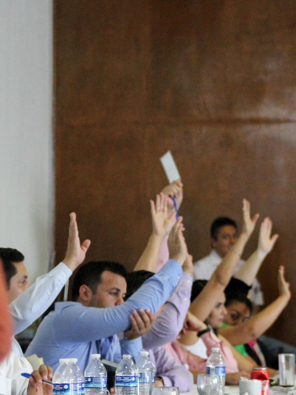 Designa PAN a los 30 integrantes de la Comisión Permanente del Consejo Estatal