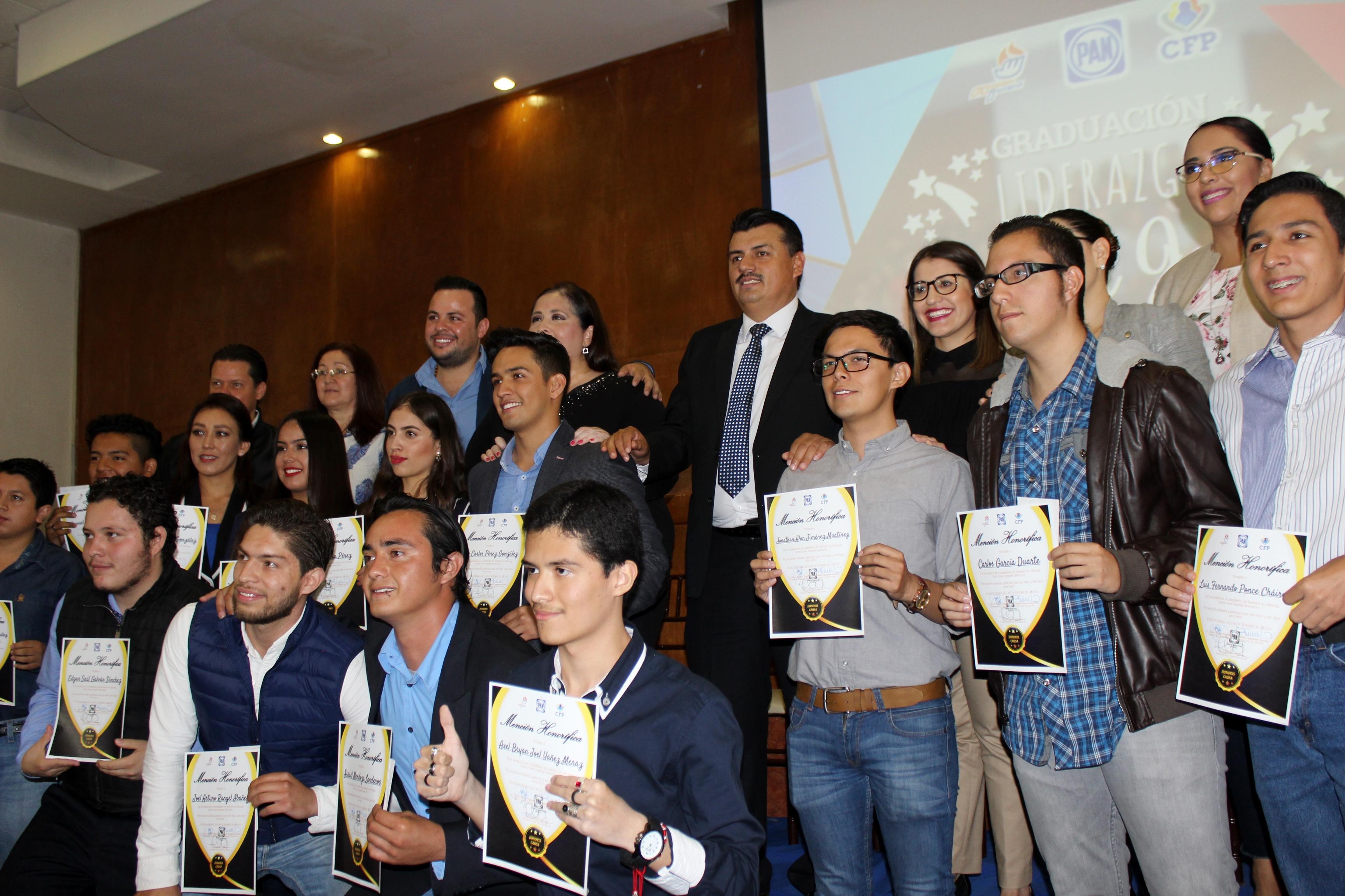 Liderazgo de jóvenes, prioridad de Acción Nacional: Lorenzo Martínez