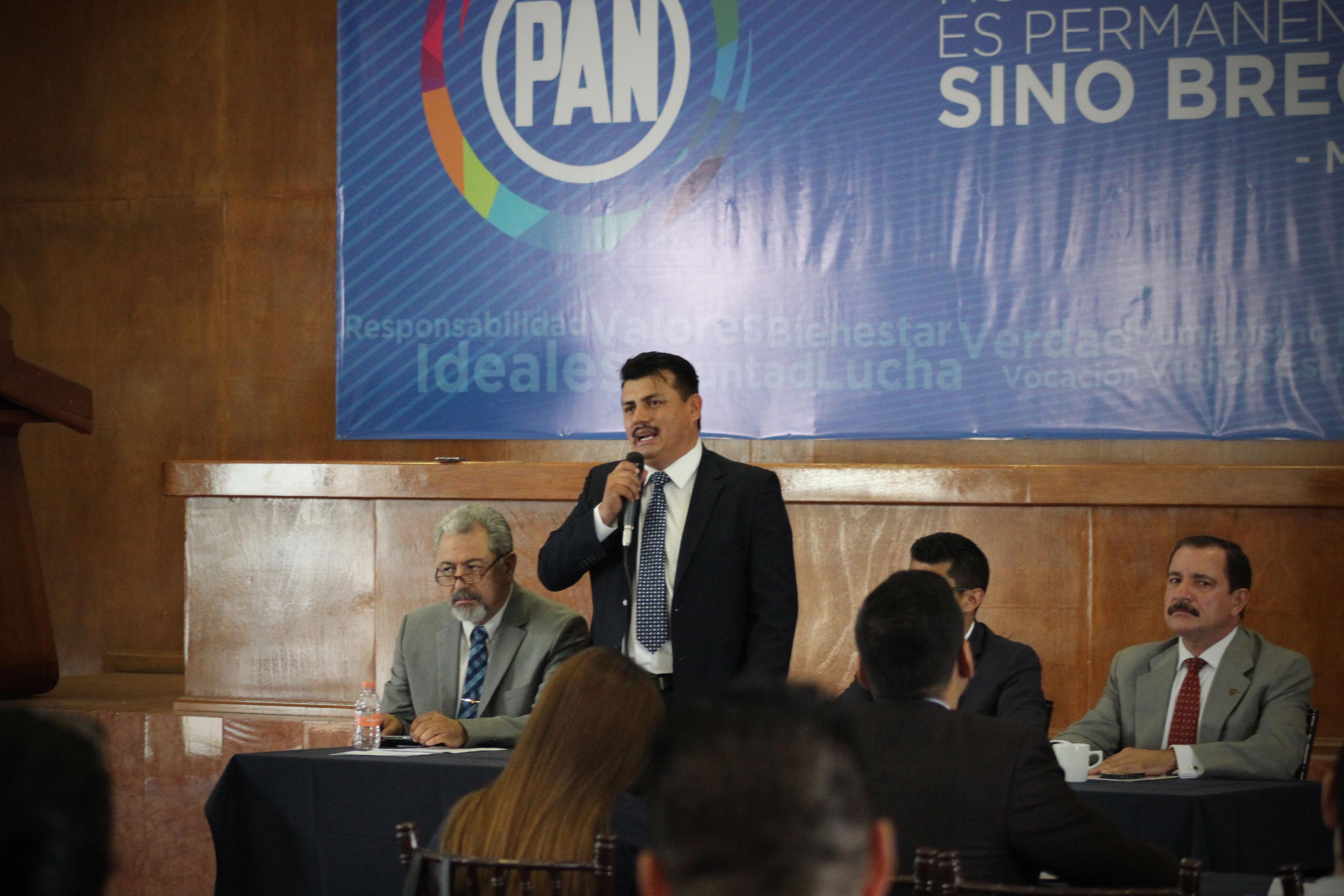 Acción Nacional con voluntad y decisión de apoyar a damnificados por sismos