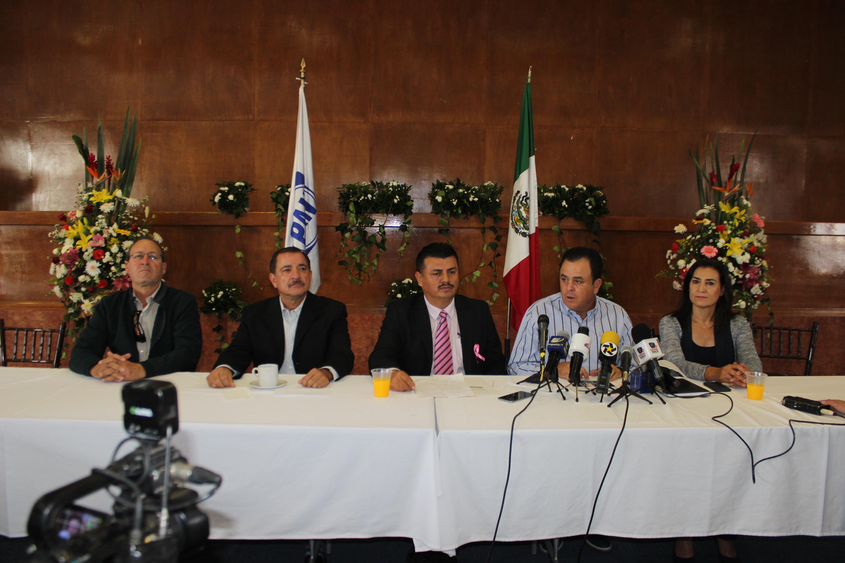 Destitución de Santiago Nieto, atentado contra Estado de derecho: PAN