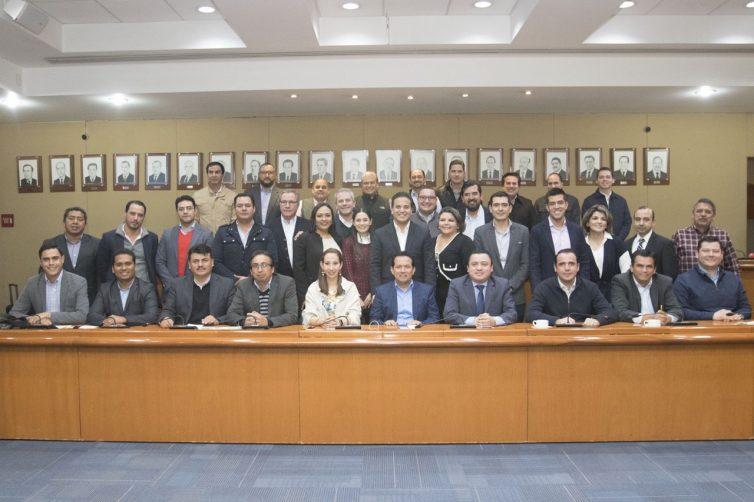 Vamos con los candidatos más competitivos a la elección 2018: Lorenzo Martínez