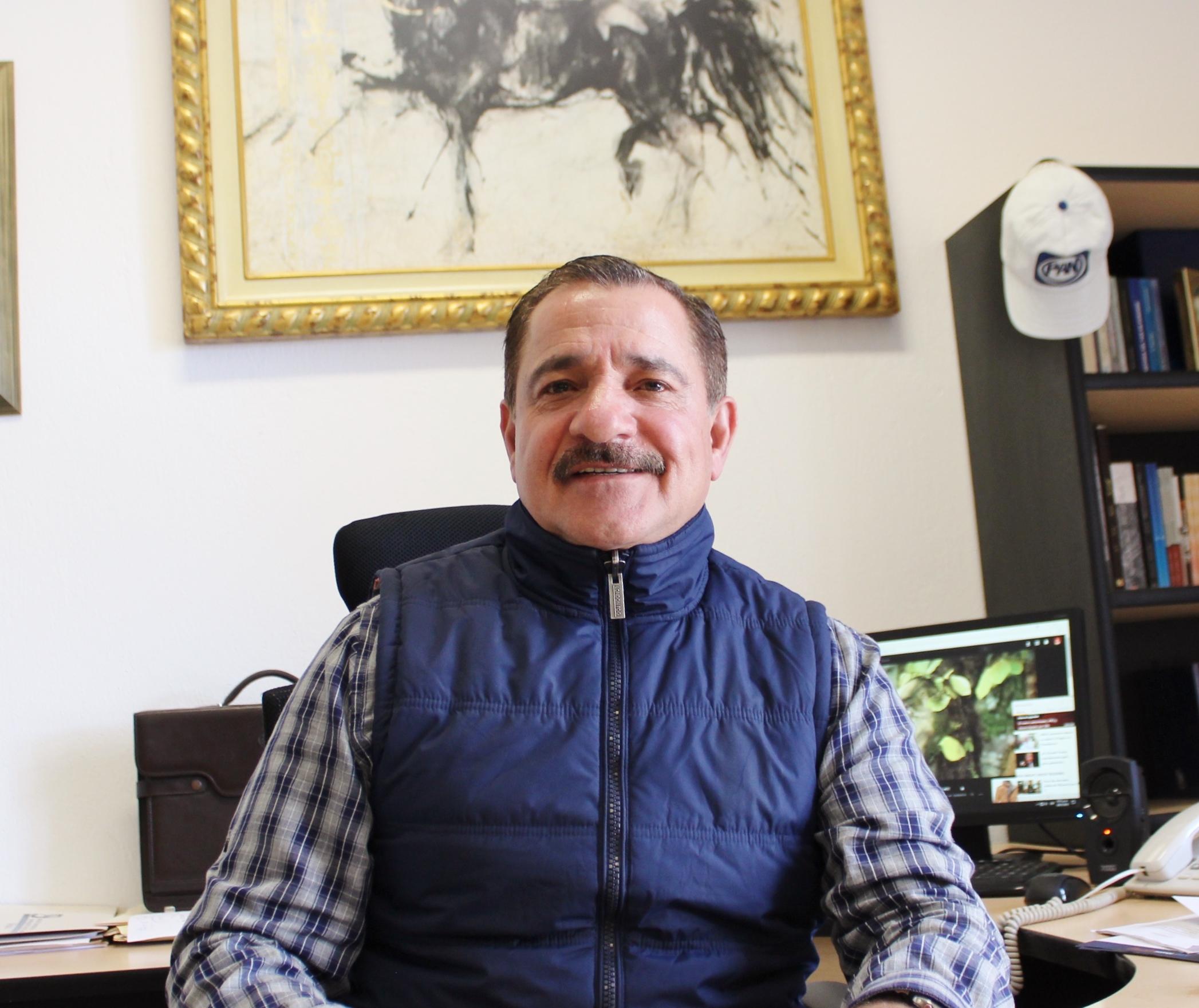 Ricardo Anaya Cortés precandidato único del PAN y Coalición Por México al Frente