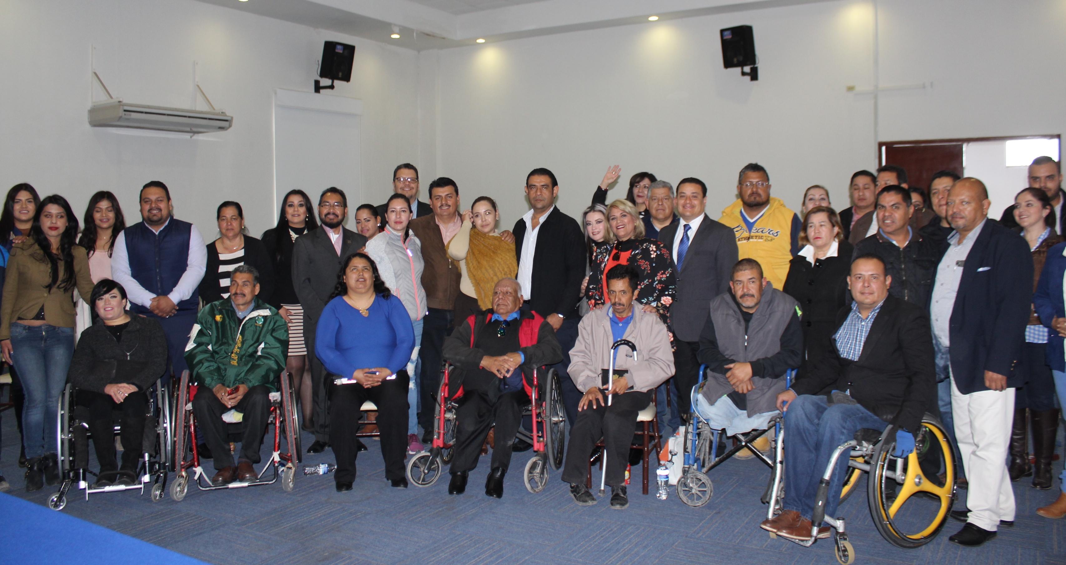 Acción Nacional impulsa políticas sociales a favor de personas con discapacidad