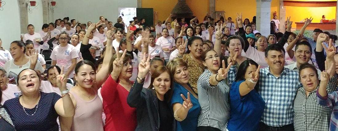 Trabaja Acción Nacional a favor del empoderamiento de la mujer