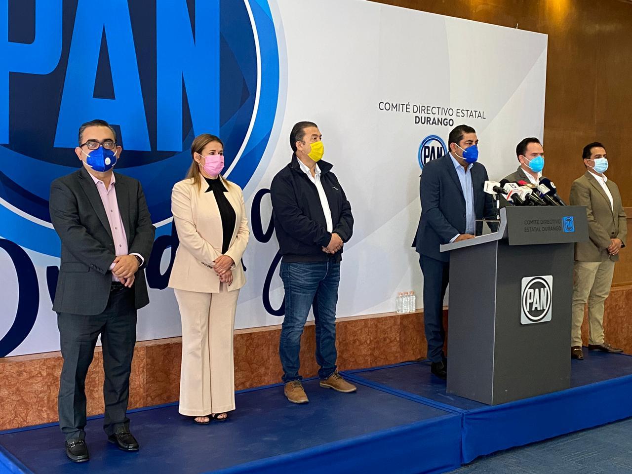 Durango merece un mejor presupuesto: PAN-PRD