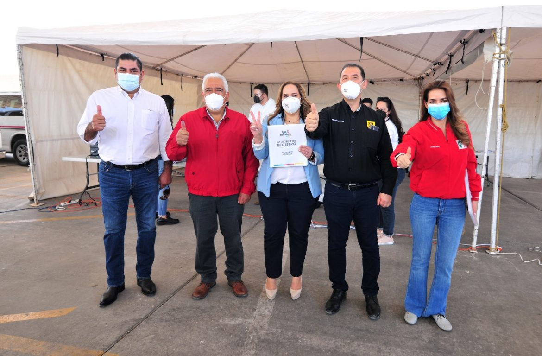 "Coalición ""Va por Durango"" registra 15 aspirantes a diputados locales"