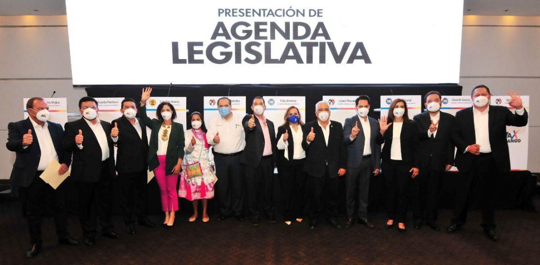 """Crecimiento económico, más empleo y salud con """"Va x Durango"""""""